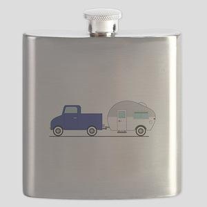 Truck & Camper Flask