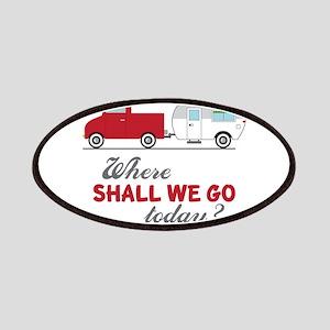 Where Shall We Go Patch