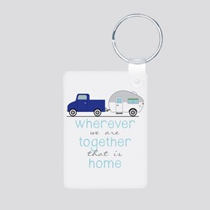 That Is Home Keychains