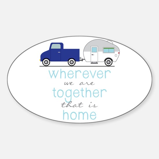 That Is Home Decal