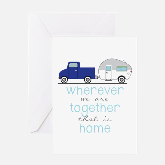 That Is Home Greeting Cards
