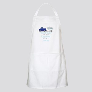 That Is Home Apron