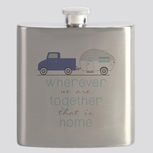That Is Home Flask