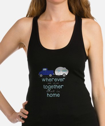 That Is Home Racerback Tank Top
