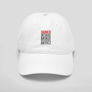Badass Barber Cap