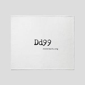 Dd99 Throw Blanket