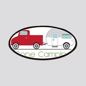 Gone Camping Patch