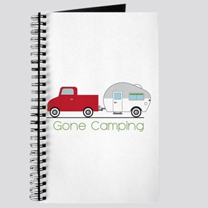 Gone Camping Journal