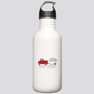 Gone Camping Water Bottle