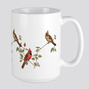 cardinal couple Mugs