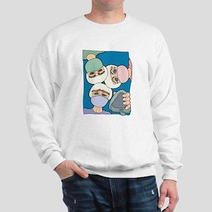 Surgery Get well gifts Sweatshirt