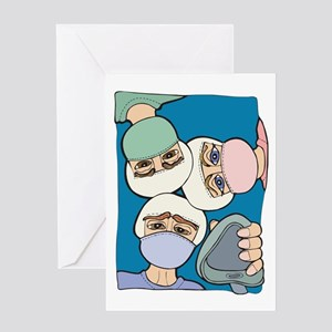 Surgery Get well gifts Greeting Card