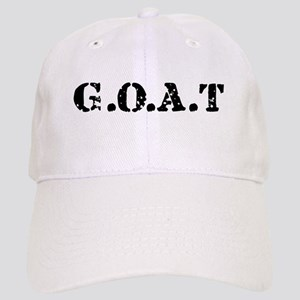 G.O.A.T - greatest of all tim Cap