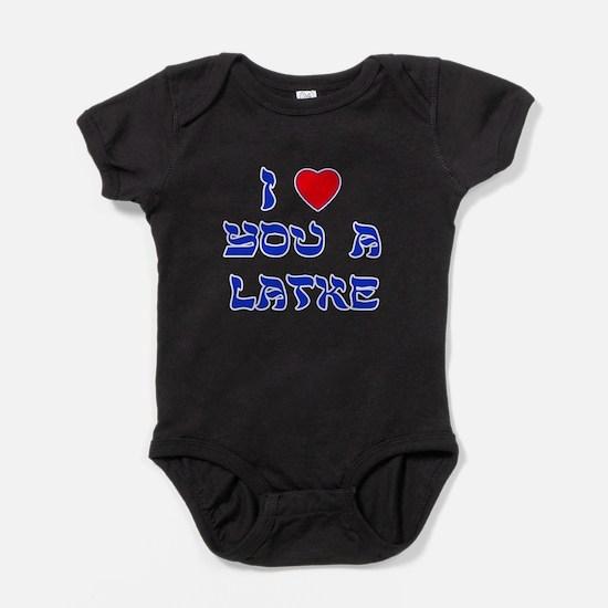 Cute Chanukkah Baby Bodysuit