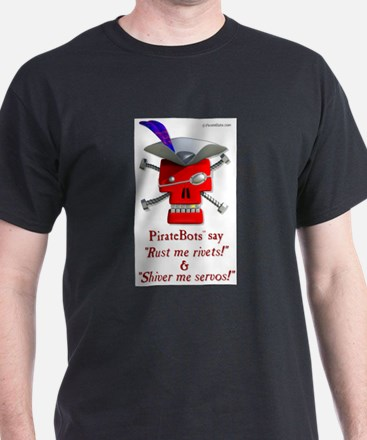 Cute Somali pirates T-Shirt