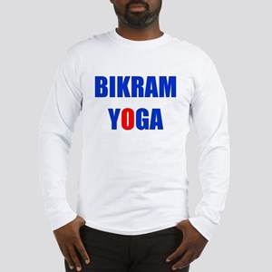 Bikram Yoga Long Sleeve T-Shirt