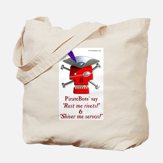 Unique Shiver me timbers Tote Bag