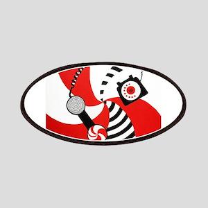 The White Stripes Jack White Original Patch