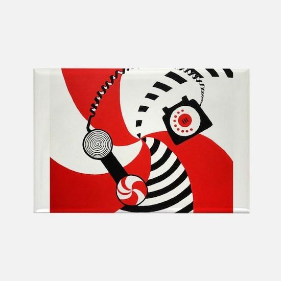 The White Stripes Jack White Original Rectangle Ma