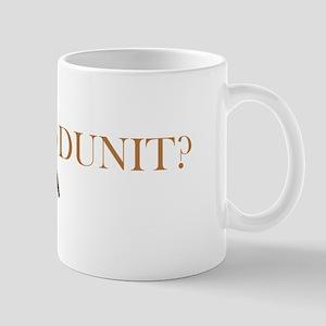 Whodunit? Mugs