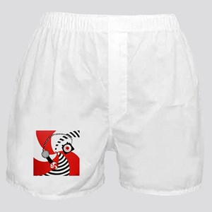 The White Stripes Jack White Original Boxer Shorts