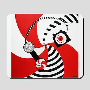 The White Stripes Jack White Original Mousepad