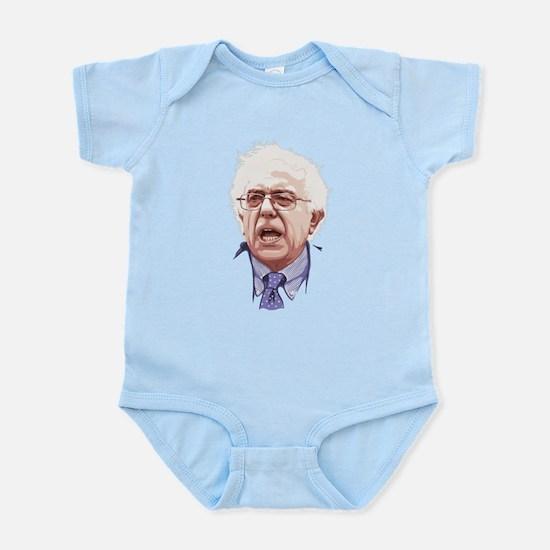 Bernie Portrait 10-'15 Infant Bodysuit
