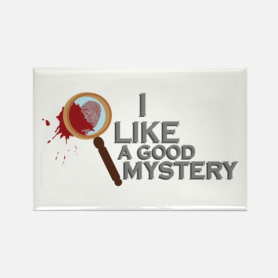 A Good Mystery Magnets