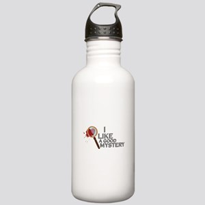 A Good Mystery Water Bottle