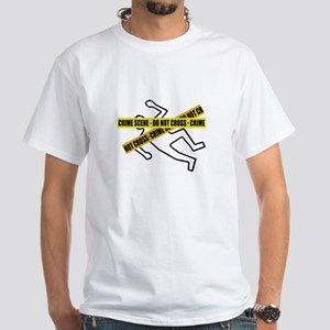 Crime Scene Tape T-Shirt