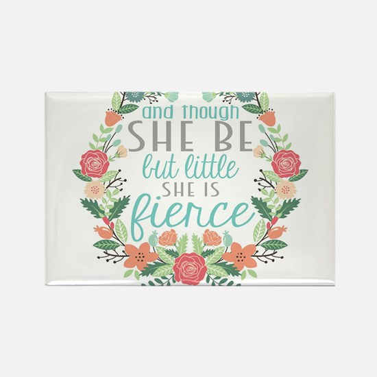Cute Quotes Rectangle Magnet