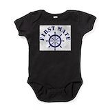 Baby captain Bodysuits