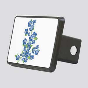 Forget me nots Hitch Cover