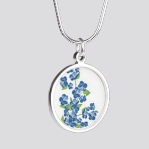Forget me nots Necklaces
