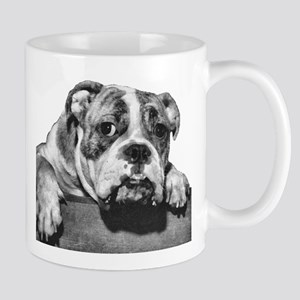 Bulldog Head Vintage-1 Mug