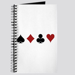 Four Card Suits Journal