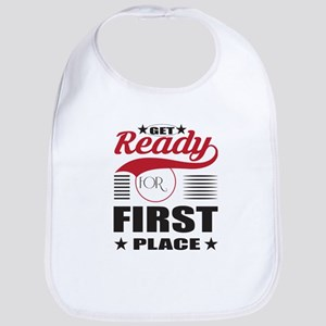 Get Ready for First Place Bib