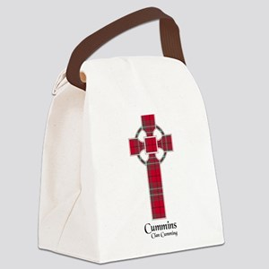 Cross-Cummins.Cumming Canvas Lunch Bag