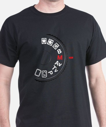 Funny Camera T-Shirt