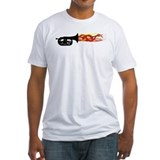 Band Fitted Light T-Shirts