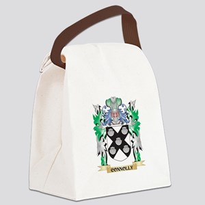 Connolly Coat of Arms - Family Cr Canvas Lunch Bag