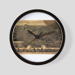 North Adams, MA. Wall Clock