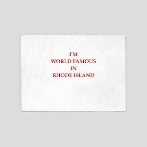 rhode island 5'x7'Area Rug