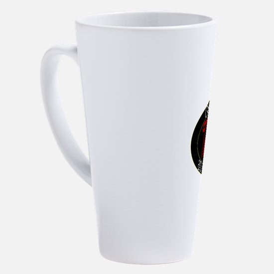 Cute Designs 17 oz Latte Mug