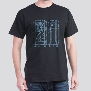 21 Blueprint Dark T-Shirt