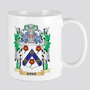 Cope Coat of Arms - Family Crest Mugs