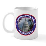 Washington D.C. Freemason Mug