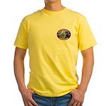 Washington D.C. Freemason Yellow T-Shirt