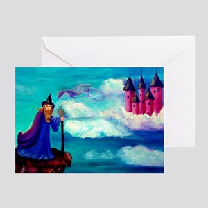 The Elf Lord Greeting Card