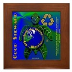 EcoWarrior Framed Tile